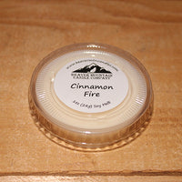 Cinnamon Fire Soy Candle