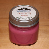 Cranberry Relish Soy Candle