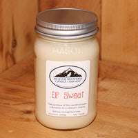Elf Sweat Soy Candle