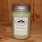 Fresh Pear Soy Candle