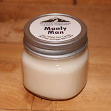 Manly Man Soy Candle