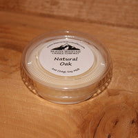 Natural Oak Soy Candle