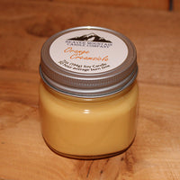 Orange Creamsicle Soy Candle