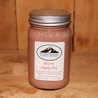Warm Apple Pie Soy Candle
