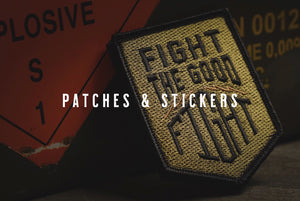 Patches & Sticker