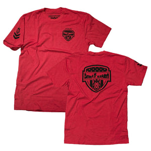 RED Warrior/Servant Tee