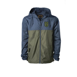 Daybreak Windbreaker Full Zip