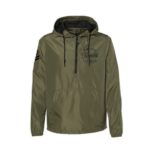 Daybreak F3 Windbreaker 3/4 Zip