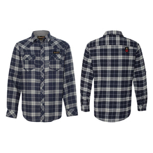 CampLife Flannel Navy