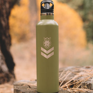 DBG Stripes 34 oz Bottle