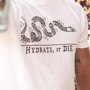 Hydrate, or DIE White