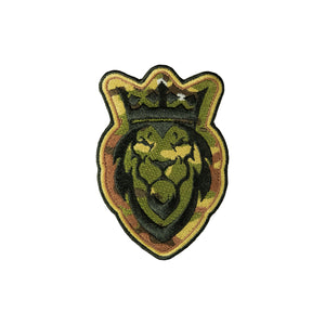 Icon Multicam Embroidered Patch