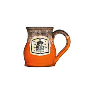 DBG Shield Potbelly Mug