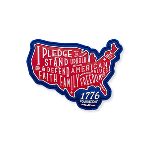 The Pledge Greenhorn Edition PVC Patch