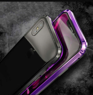 iPhone Magnetic Adsorption Case