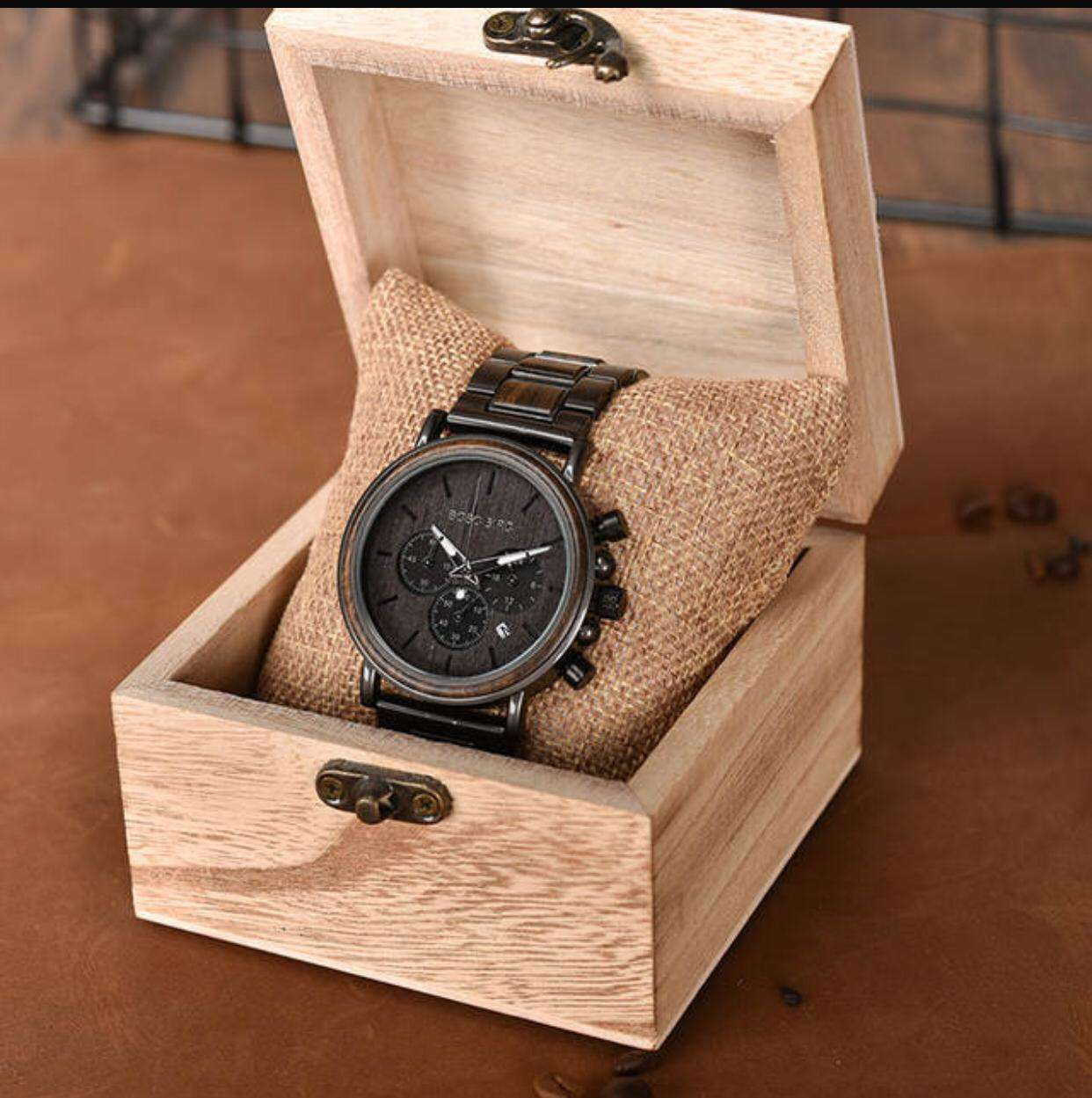 Bobo Bird Edition Wood Watch 1st Edition