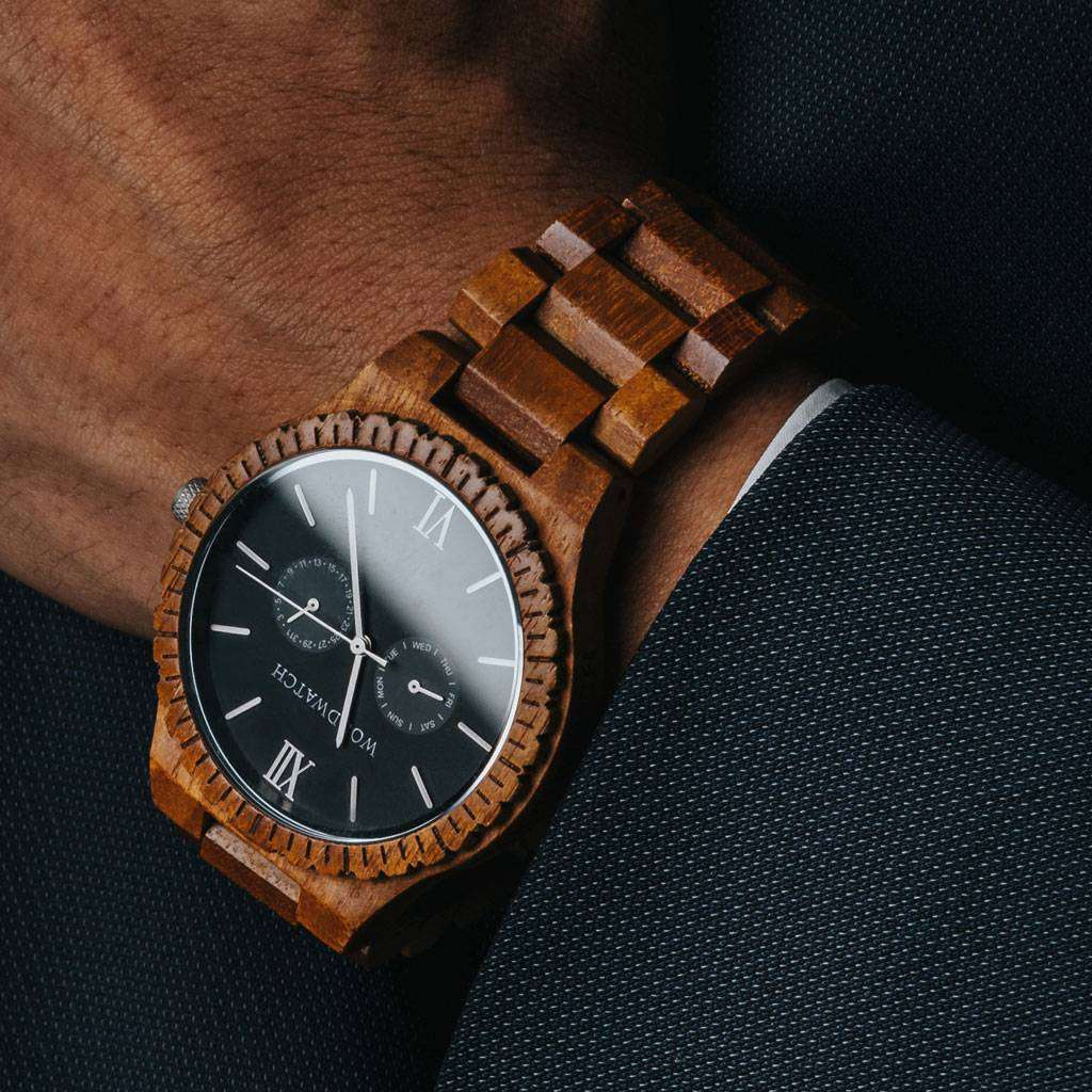 WoodWatch Men Luxury( Hot 24 H Sale ) !