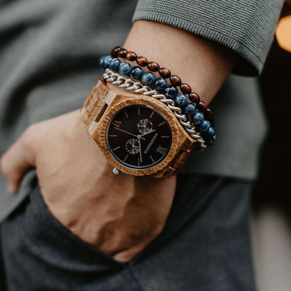 WoodWatch Luxury Edition One ( Hot 24 H Sale )for Women & Men !