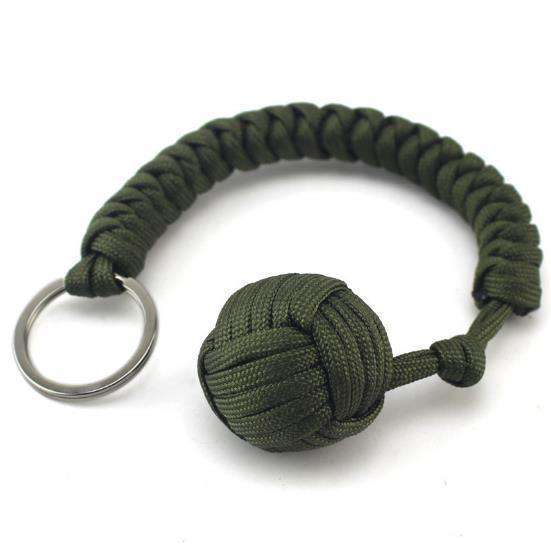 Security protection B039 Black Monkey Fist Steel Ball