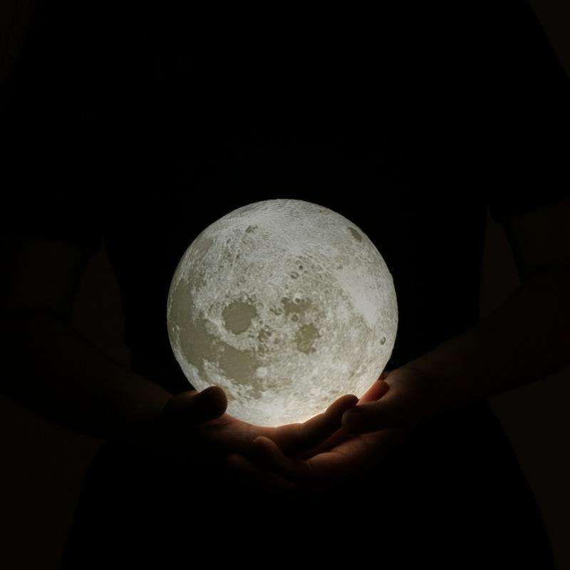 Moon Nightlight Lamp
