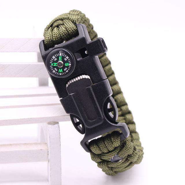 JUFIT Multi-functional Outdoor Bracelet