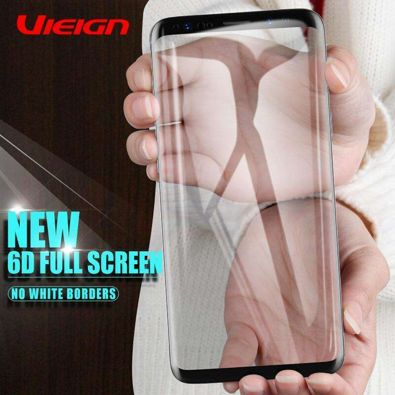 6D Full Cover Tempered Glass For Samsung Galaxy S9 S8 Plus Note 8 Screen Protector Film For Samsung S8 S9 Plus Note 8 Glass