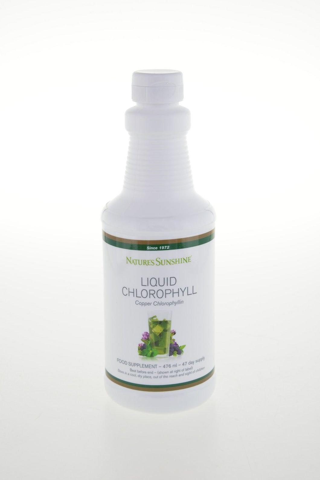 Nature's Sunshine Liquid Chlorophyll (476ml)