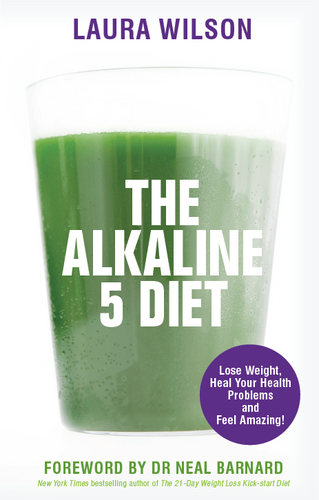 Laura Wilson The Alkaline 5 Diet Book