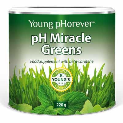 pH Miracle Greens (1/2lb / 220g)