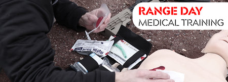 Medical Training On The Range