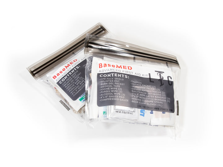 BaseMED Advanced First Aid Kit