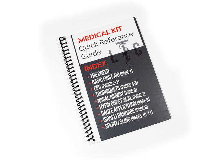 Medical Kit Quick Reference Guide