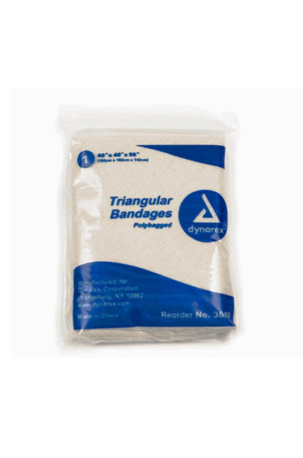 Dynarex Triangular Bandage 2 Pack