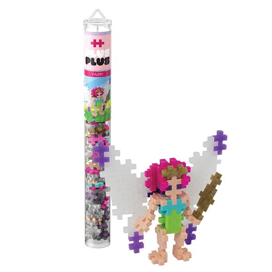 Fairy 70 pcs Plus-Plus Tube