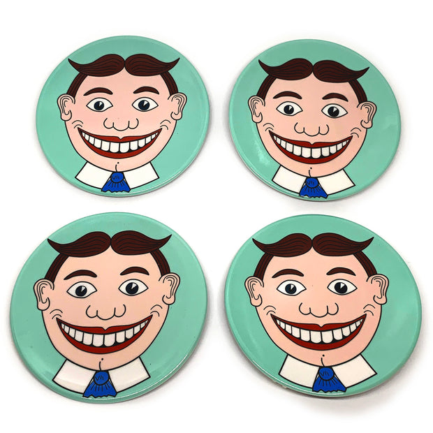 Tillie Coasters Set/4