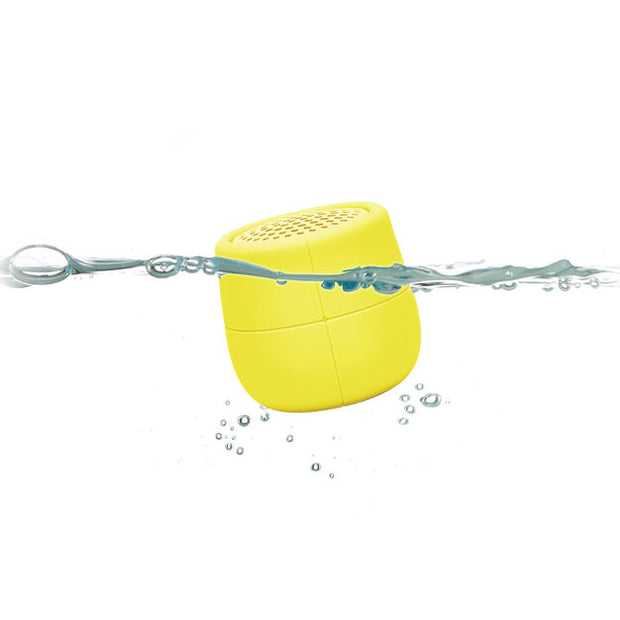 Pairable MINO X FLOATING BT Speaker, Acid Yellow