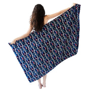 Poolside Swimmer Towel 71x39