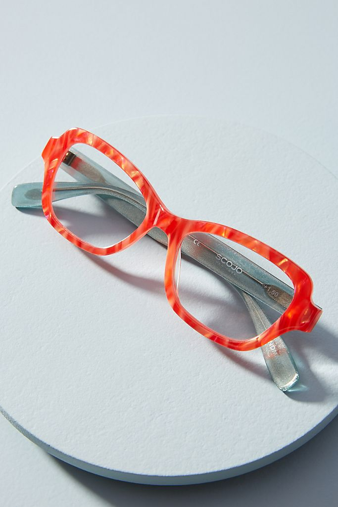 Roxbury Street Reading Glasses, +1.75