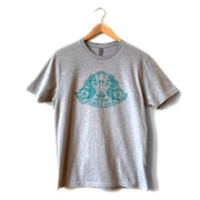 Two Fish Grey T-Shirt