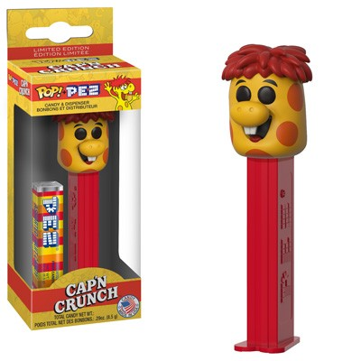 Crunchberry PEZ Dispenser