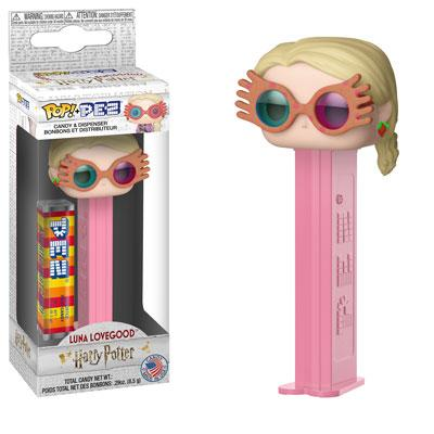 Luna Lovegood PEZ Dispenser