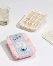 Everyday Speckled Pink Ice Cube Tray