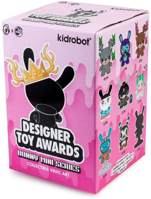 Designer Toy Awards Dunny Series 1