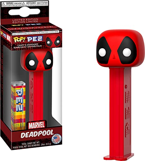 Deadpool PEZ Dispenser