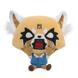 Aggretsuko Rage Plush, 11""