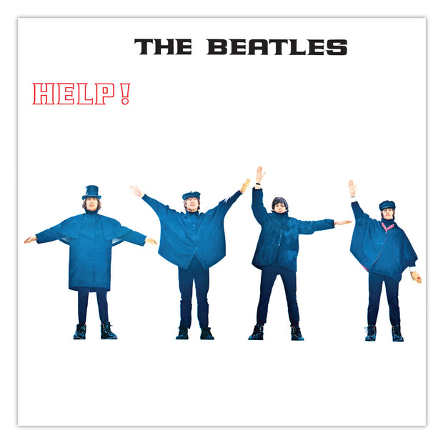 """Help!"" Beatles Pen & Card Set"