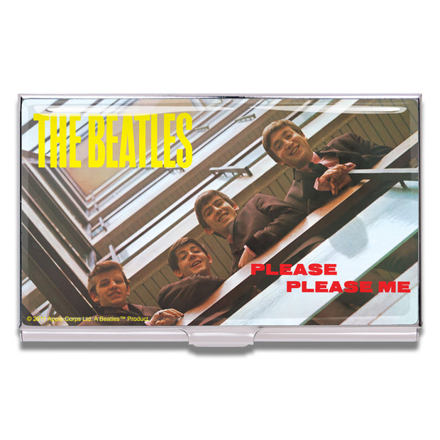 """Please Please Me"" Beatles Pen & Card Case"