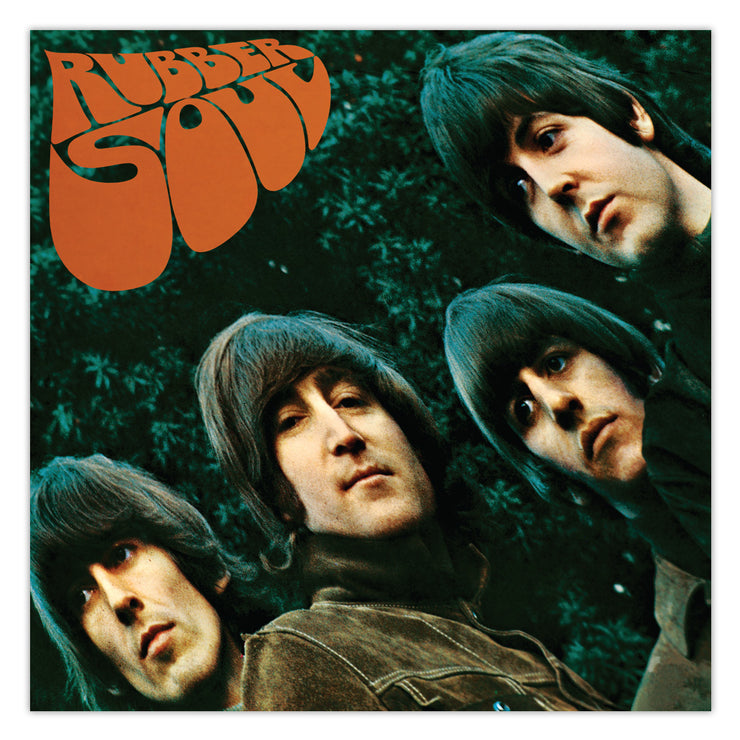 """Rubber Soul"" Beatles Pen & Card Case"