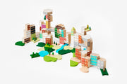 Blockitecture Big City, James Paulius
