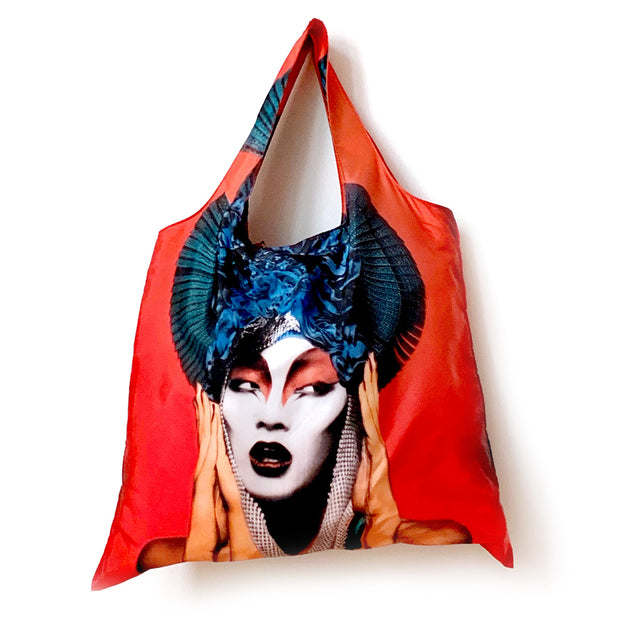 """I Am the Ghost..."" DeeDee Tote & Pouch"